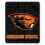 Oregon State Beavers Northwest 50x60 Series Throw Blanket - Black