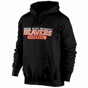 Oregon State Beavers Ouray Football Hoody - Black