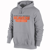 Oregon State Beavers Ouray Football Hoody - Grey