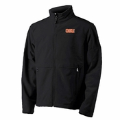 Oregon State Beavers Ouray OSU Ascent Full Zip Jacket - Black