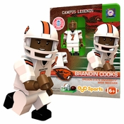 Oregon State Beavers Oyo Sports&#8482 Brandin Cooks #7 Campus Legends Minifigure