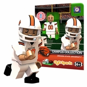 Oregon State Beavers Oyo Sports&#8482 Football Player #00 Campus Collection Minifigure
