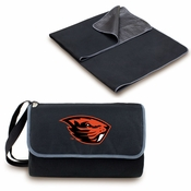 Oregon State Beavers Picnic Time&reg Blanket Tote - Dark Grey