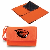 Oregon State Beavers Picnic Time&reg Blanket Tote - Orange