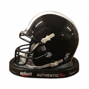 Oregon State Beavers Schutt Authentic Miniature Football Helmet - Black