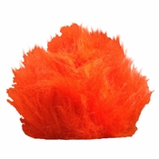 Oregon State Beavers Solid Color Fan Party Wig - Orange