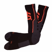 Oregon State Beavers Twin City&reg Perimeter Socks - Grey