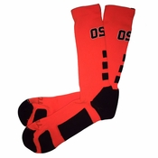 Oregon State Beavers Twin City&reg Perimeter Socks - Orange