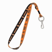 Oregon State Beavers WinCraft Lanyard with Metal Cllip