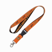 Oregon State Beavers WinCraft Vault Lanyard with Detachable Buckle