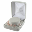5mm Heart Shaped Pearl Beads Bracelet with Miraculous and Crucifix Charms
