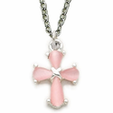 Girl's Cross Necklaces