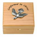 Maple Wood Personalized Confirmation Gifts