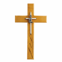 Maple Wood Personalized First Holy Communion Gifts