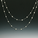 Pearl Chain Necklaces