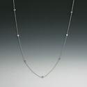 Silver Plated Chain Necklaces