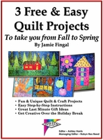 Download 3 Free & Easy<br> Quilt Projects