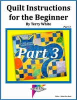 """Download """"Quilt Instructions for the Beginner Part 3"""""""