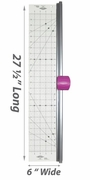 NEW Fabric & Quilt Ruler Cutter  by Havel's