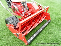 "20"" 7-Blade Mower with Honda GX Industrial Series Engine and Factory Installed Reel Roller"