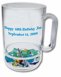 16 oz. Birthday Theme Mug