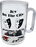 16 oz. Broadway Theme Favors Mugs