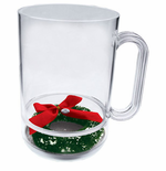 16 oz. Holiday Theme Mug