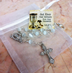1st Communion Favors Mini Rosary in Bag