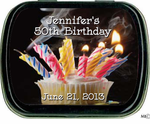 50 Party Favors Mint Tins