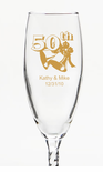 50th Anniversary Glasses