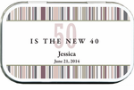 "50th Birthday Party Favors - ""The New 40""  Mints"