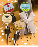 60th Birthday Bottle Stopper Favor