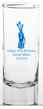 60th Birthday Favor Personalized Shooter