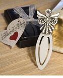 Angel Bookmarks Favors