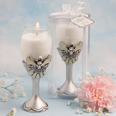 Angel Candle Holders Decorations