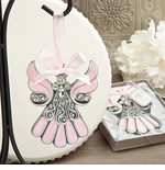 Angel Christmas Ornaments Pink