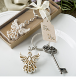 Angel Ivory Key Chains