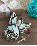 Angel Trinket Boxes Blue