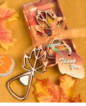 Autumn Leaf Bottle Opener
