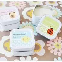 Baby Animal Favors