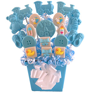 baby shower boy centerpieces baby shower table decorations