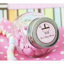 Baby Shower Jars