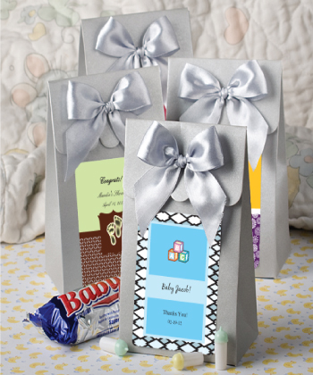 baby shower goodie bags baby shower favor bags