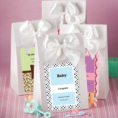 unique baby shower favors ideas baby shower goodie bags for favors