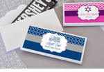 Bar and Bat Mitzvah Candy Bar Wrapper