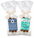 Bar Bat Mitzvah Favors Caramel Gifts