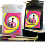Bar Mitzvah Photo Personalized Favor Bags