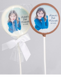 Bat Mitzvah Chocolate Photo Box Party Favor