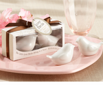 Bird Wedding Favors Salt and Pepper Shakers