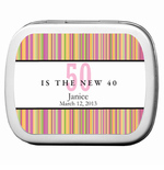"""Is the New..."" Mint Tins - Display Any Age"